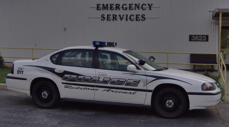 Police Car Website >> Redstone Aresenal Police